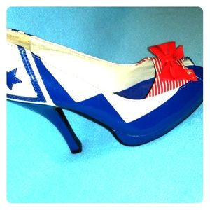 Costume, dress up heels